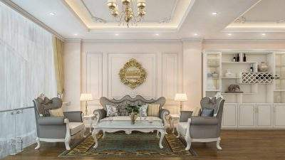 Xu hương thiết kế các Mẫu thiết kế nhà đẹp năm 2019
