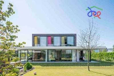 Mẫu thiết kế biệt thự 2 tầng phong cách mở