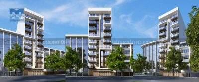 Mẫu thiết kế nhà ở kết hợp kinh doanh 10 tầng diện tích 240m2