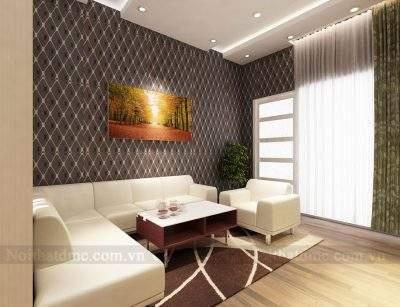 Mẫu thiết kế nội thất chung cư diện tích 81,5m2