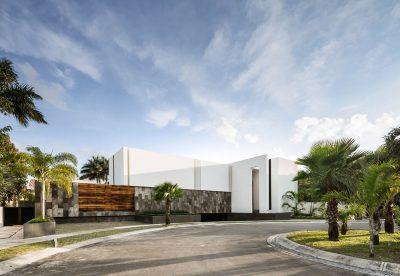 Mẫu thiết kế biệt thự phố 3 tầng phong cách mở trên diện tích 700m2