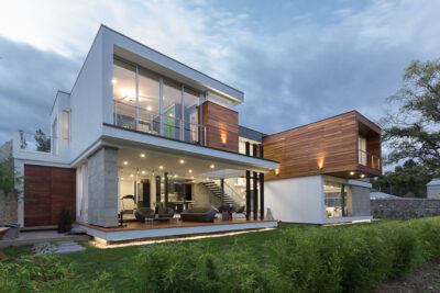 Mẫu thiết kế biệt thự 2 tầng trên diện tích 505m2