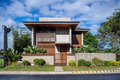 Mẫu thiết kế nhà phố 3 tầng 2 mặt tiền trên diện tích 300m2