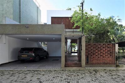 Mẫu thiết kế nhà phố 3 tầng với phong cách thiết kế tối giản