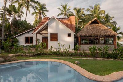 Mẫu thiết kế cải tạo nhà vườn làm nhà nghỉ cuối tuần theo phong cách hiện đại
